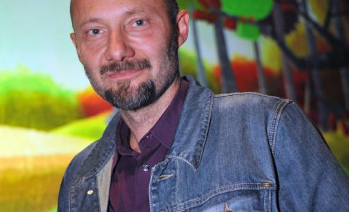Le réalisateur et producteur Arnaud Demuynck (La Chouette, entre veille et sommeil)